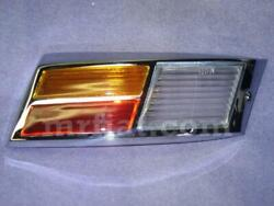 Mercedes 220 Cabrio A 1951-55 Amber Red Right Tail Light Lens New