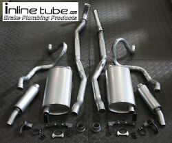 70 71 72 Chevelle Ss 396 454 Barrel Resonator Exhaust System Tail Pipe Hanger Oe