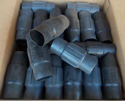 New Thomasandbetts Cpl11/2-g 1/1/2 Ocal R Pvc Coated Coupling In Gray - 50 Pc