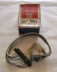 1979 1980 1981 1982 Corvette Turn Signal Directional Switch Nos Gm