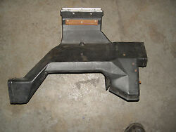 68 Corvette Ac Center Distribution Duct 1 Year Only Original Gm 3946933 Nice