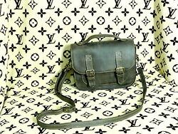leather bags.vintage leather $50.00