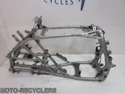 06 Yfz450 Yfz 450 Frame Chassis 85 T