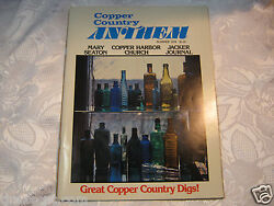 Copper Country Anthem Summer 1978 Mich Suomi Old Main Rock Harbor Lodge Magazine