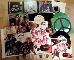 The Original Enuff Znuff Group Promotion Pack And More