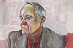 Portrait Of Cormac Mccarthy Fine Art Print 11x14 Giclee Signed No Country Road