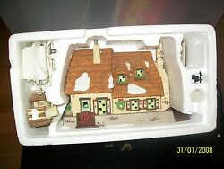 Department 56 The Christmas Carol Cottage Retired