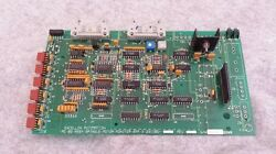 Excellon Automation Pcb Assy Spindle Motor Monitor Smm 3 , 231185-01