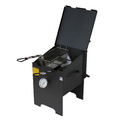 Ramp;V Works 4 Gallon Cajun Fryer FF2 R NO CART Fish Outdoor French Fry Deep Cooker