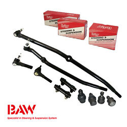 NEW BALL JOINT TIE ROD END DRAG LINK SUSPENSION SET DODGE RAM 3500 4WD 2003-2007