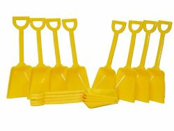 500 Yellow Toy Shovels Wholesale Lot Made In America Usa No Bpa Lead Free