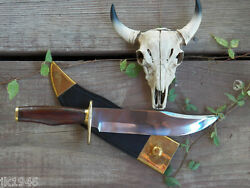Early American Bowie Knife American Toothpick Civil War Wild West