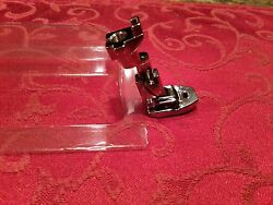 Invisible Concealed Zipper Foot Feet Bernina 100-350 New Style 35