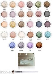 e.l.f. Mineral Eye Shadow PICK YOUR COLOR wNatural Brown Lash & Brush ELF NEW!