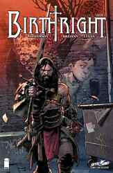 Birthright 1 Image Rare Nycc Exclusive Variant Nm Sold Out