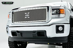 T-rex X-metal Series Grille For 2014-2015 Gmc Sierra 1500 6712080 Stainless