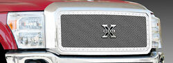 T-rex X-metal Series Grille 1 Piece For 11-14 Ford F250 F350 Super Duty 6715460