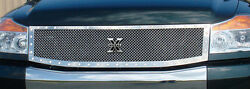 T-rex X-metal Series Grille 1 Piece For 04-12 Nissan Titan 04-07 Armada 6717790