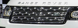 Land Rover Oem L405 Range Rover 2013+ Autobiography Black Lwb Special Grille New