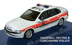 SCHUCO 04181 VAUXHALL VECTRA SALOON model car LANCASHIRE POLICE 1:43rd scale GBP 29.44