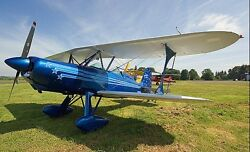 Stolp Starduster Too Sa-300 Biplane Airplane Model Replica Small Free Shipping