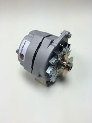 Alternator One Wire 1 Wire 6 Volt Positive Ground 60 Amp With 3/4 Wide Pulley