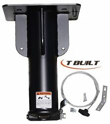 15 Remote Release Fifth 5th Wheel Rv Camper Adapter Hitch To Gooseneck Ball