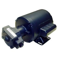 New Haight Hot Oil Pumpandmotor 5-gpm Fits Broaster Replacement For Oem-part10800