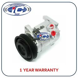 A/c Compressor Fits Dodge Caravan Town And Country Voyager Oem 10s20h 77374
