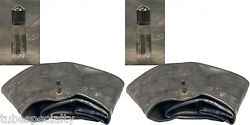 Set Of Two New 16x6.50-8 16x650-8 16x750-8 Lawn Tire Inner Tube Fast Shipping