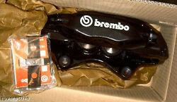 Range Rover L322 2006-2009 Supercharged Left And Right Brembo Calipers Gloss Black