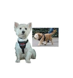 Clix Car Safe Harness for Dogs - XS - L - unique X Cross design Easy Fit
