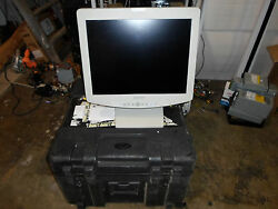 Sony Lmd-2140md Medical Grade Lcd Monitor W/ Cables/cd And Case Used And Tested