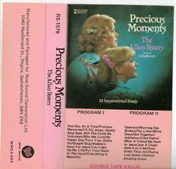 The Allan Sisters Precious Moments Double Cd