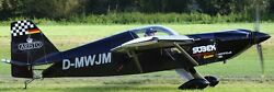 S-9 Chaos Rans Usa S9 Aerobatic Airplane Wood Model Replica Large Free Shipping
