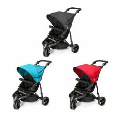 Out N About Little Nipper Childs Urban 3 Wheel Buggy / Pram / Pushchair