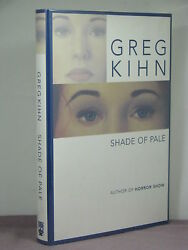1st, Signed By Author, Shade Of Pale By Greg Kihn 1997
