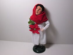 Byers Choice Retired 1997 Children Of The World Mexican Girl