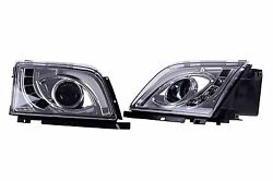 1990-1993 for Mercedes R129 300SL Head Light Lamp Right Hand Driver RHD use only