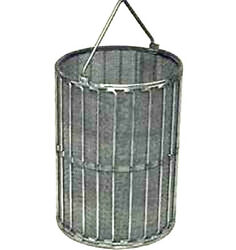 New Holland Spindryer Heavy Duty Baskets 18x24 4 Mesh Stainless Steel 9803999