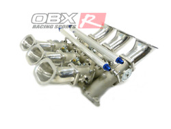 Obx Individual Throttle Body Fit For Nissan Murano Z50 / Quest Vq35 3.5l