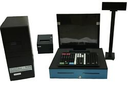 New Gilbarco Veeder-root G-site Client Pa03010100603 - Secondary Pos System