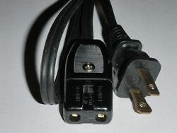 Power Cord For Proctor Silex Coffee Percolator Model P131n 2pin 36 P131na