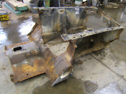 1969-70 Ford Mustang Cougar Front Unibody Structure