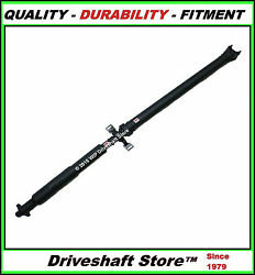 Rear Driveshaft Fits Bmw 330xi 2001-05 Replaceable Joints Installed Brand New