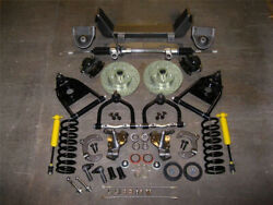 1947 - 1954 Chevy Pickup Truck Mustang Ii Complete Front End Ifs Kit 2 Drop