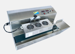 Tall Bottle Version Lgyf-1500a-2 Continuous Conveyor Induction Sealer