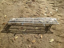 1961 Ford Falcon / Ranchero Grille With Lights Original Oem ..used