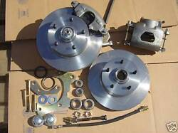 1963 1964 Chevy Impala Ss Biscayne Front Disc Brakes Easy
