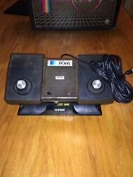 atari super pong video game console system
